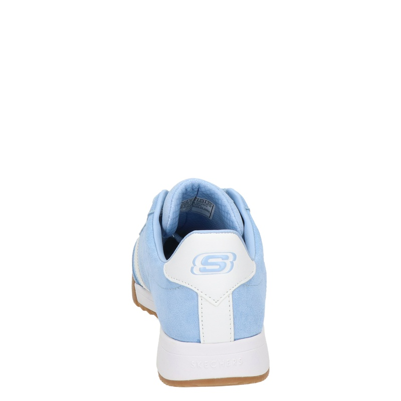 Skechers Heritage Zinger 2.0 The White Stripe - Lage sneakers - Blauw