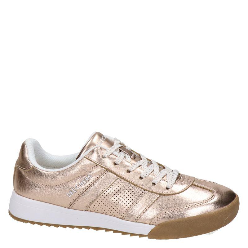 Skechers Heritage Zinger 2.0 Rosie Rockers - Lage sneakers - Rose goud