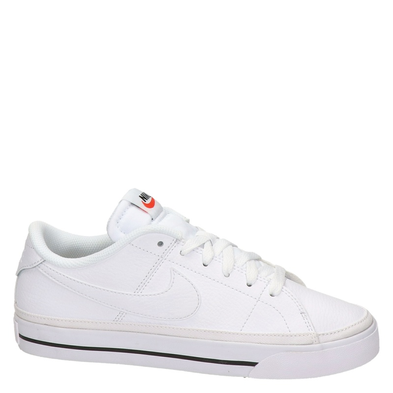 Nike Court Legacy - Lage sneakers - Wit