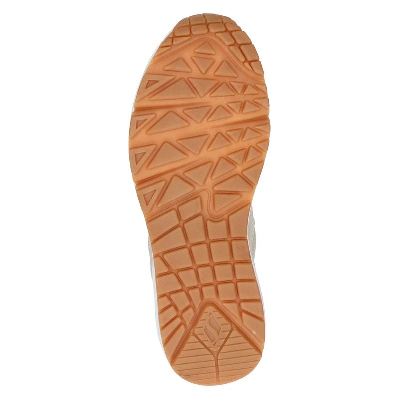 Skechers Uno - Lage sneakers - Beige
