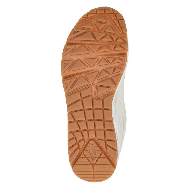 Skechers Uno Pearl Queen - Lage sneakers - Wit