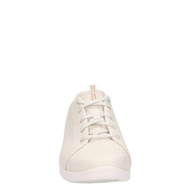 Skechers Go Step Air - Lage sneakers - Wit