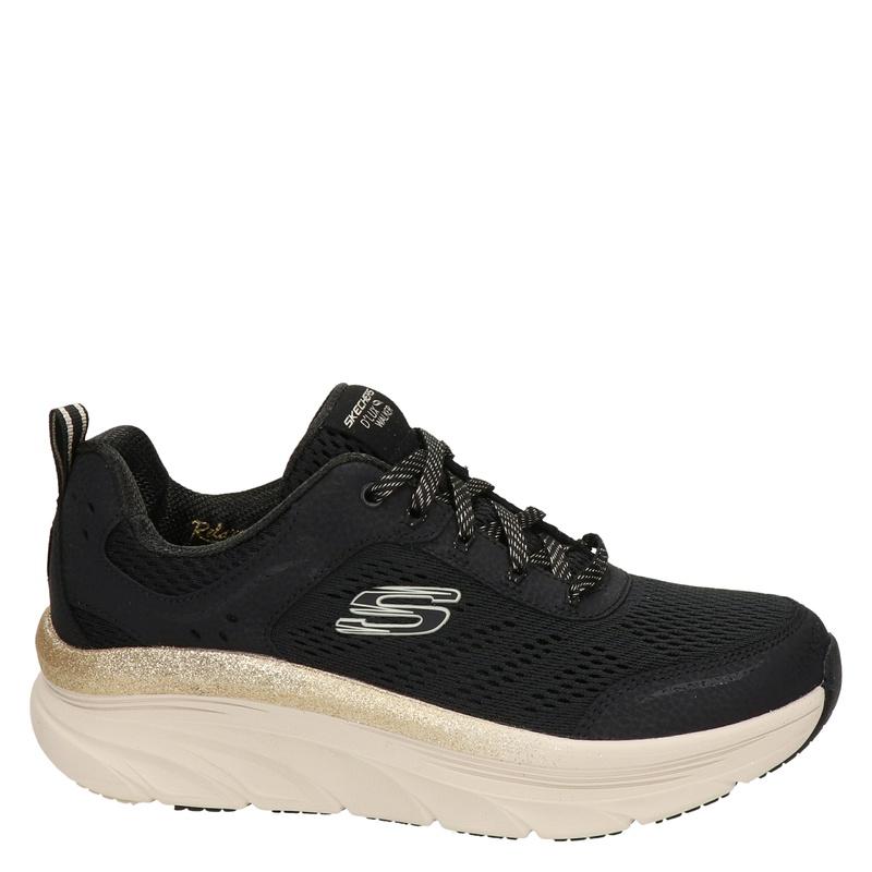 Skechers D'Lux Walker - Lage sneakers - Zwart