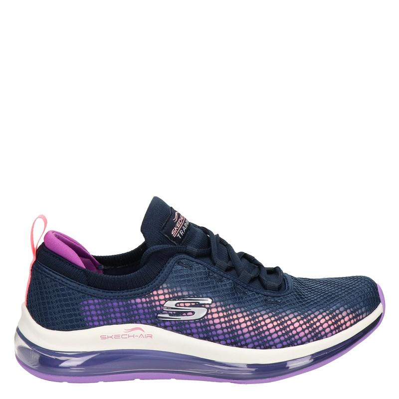 Skechers Air Element - Lage sneakers - Blauw