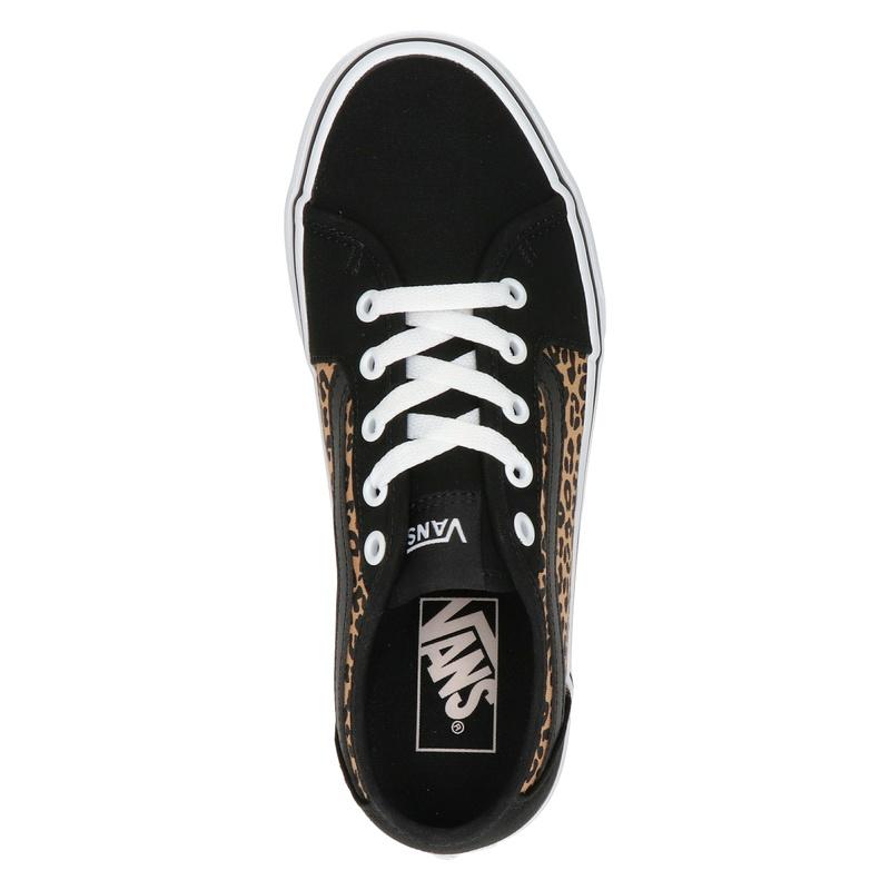 Vans Filmore Decon - Lage sneakers - Bruin