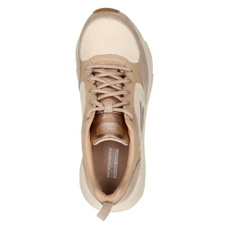 Skechers Max Cushioning - Lage sneakers - Beige