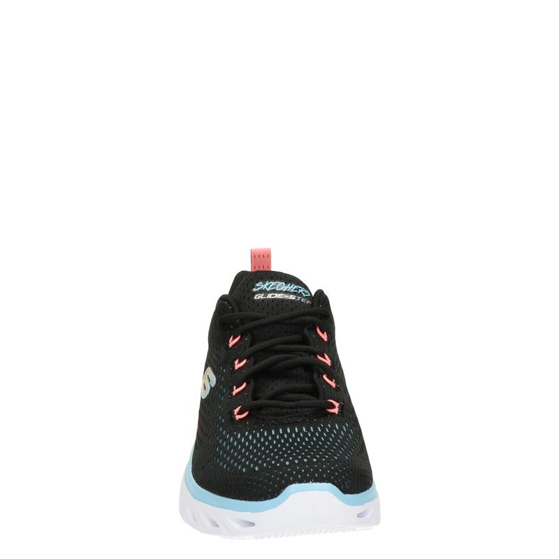 Skechers Glide-Step - Lage sneakers - Zwart
