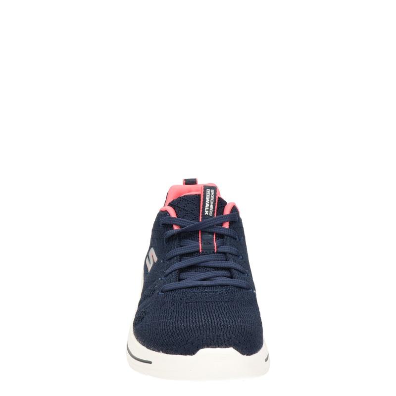 Skechers Go Walk Arch Fit - Lage sneakers - Blauw