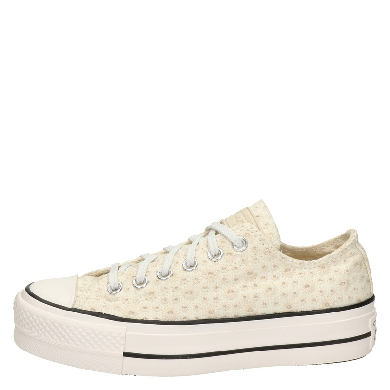 Converse Chuck Taylor All Star - Platform sneakers - Ecru