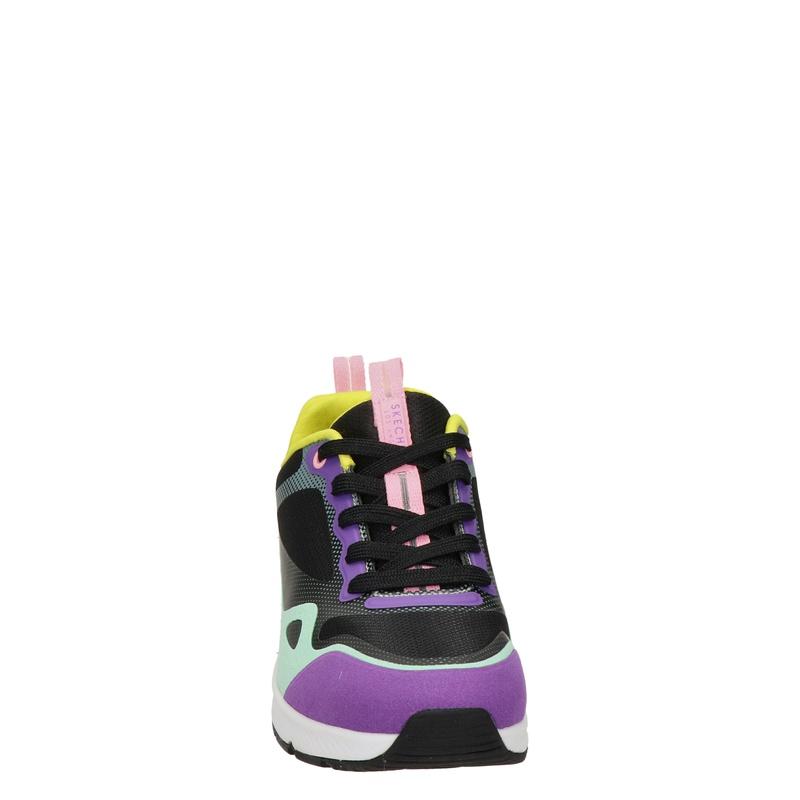 Skechers Uno 2 - Lage sneakers - Zwart