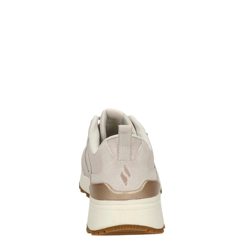 Skechers Street Sunny Feet - Lage sneakers - Ecru