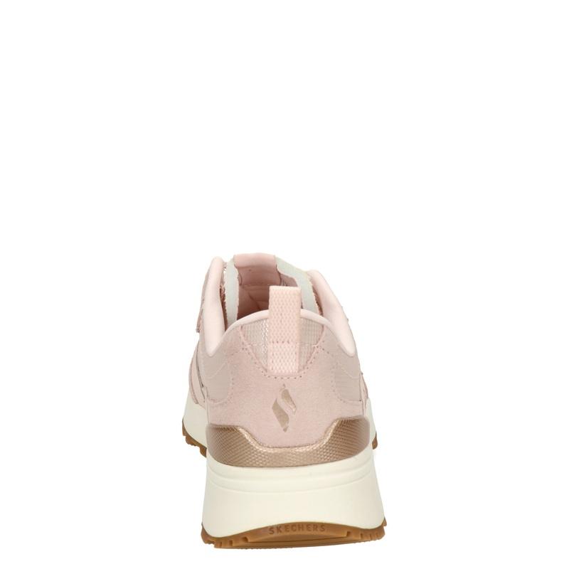 Skechers Street Sunny Feet - Lage sneakers - Roze