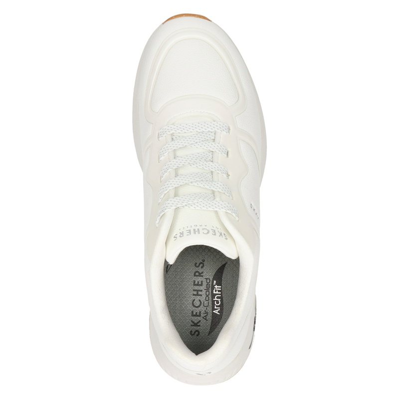 Skechers Arch Fit - Lage sneakers - Wit