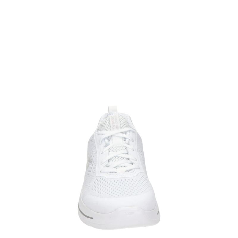 Skechers Go walk Arch Fit - Lage sneakers - Wit
