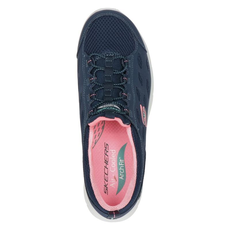 Skechers Arch Fit Refine - Lage sneakers - Blauw