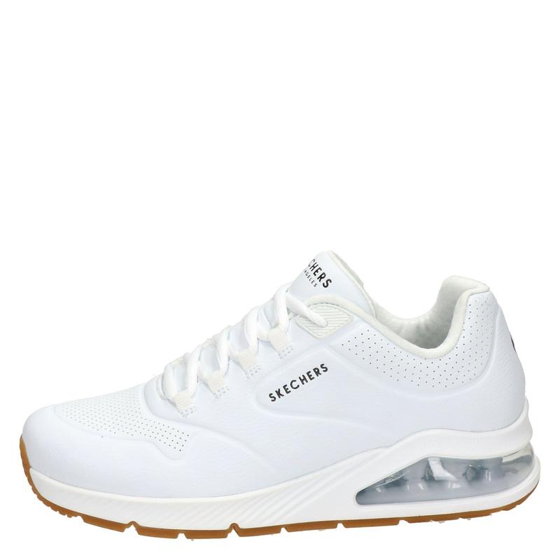 Skechers Street Uno 2 - Lage sneakers - Wit