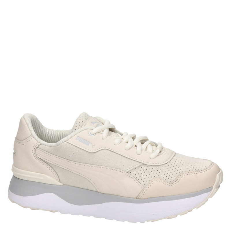 Puma R78 Voyage Premium - Lage sneakers - Beige