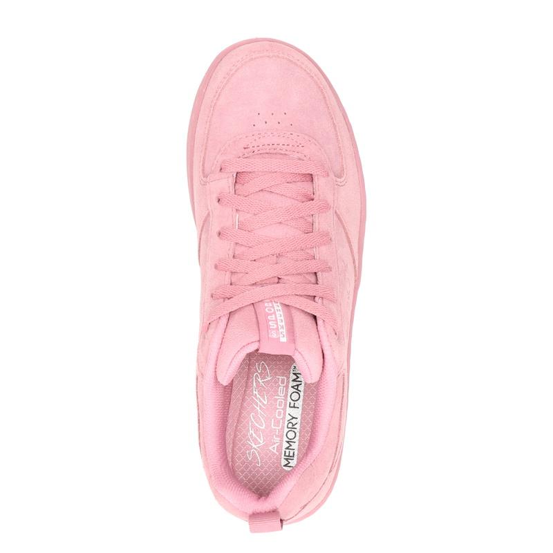 Skechers Sport Court - Lage sneakers - Roze