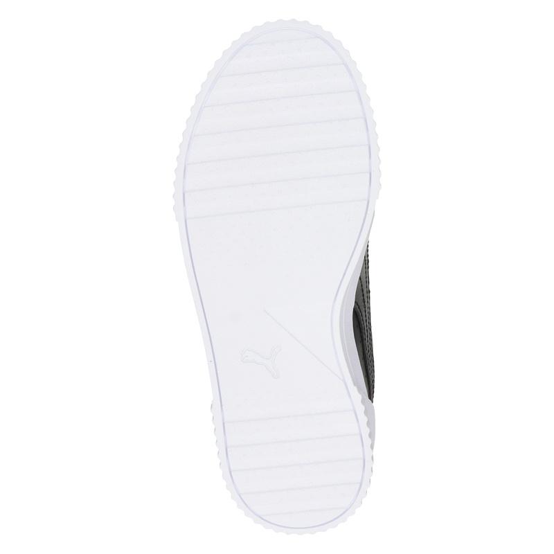 Puma Carina Bold Metallic - Lage sneakers - Zwart