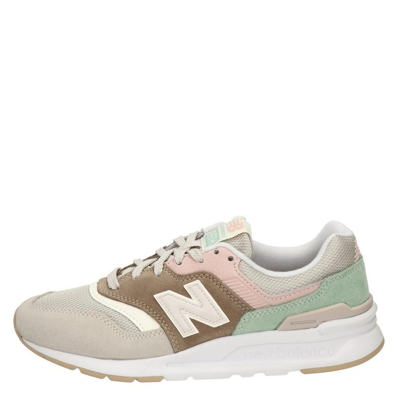 New Balance - Lage sneakers - Beige