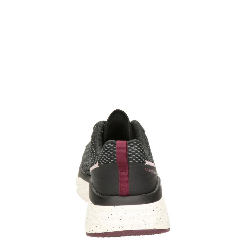 Skechers Max cushioning elite - Lage sneakers - Zwart