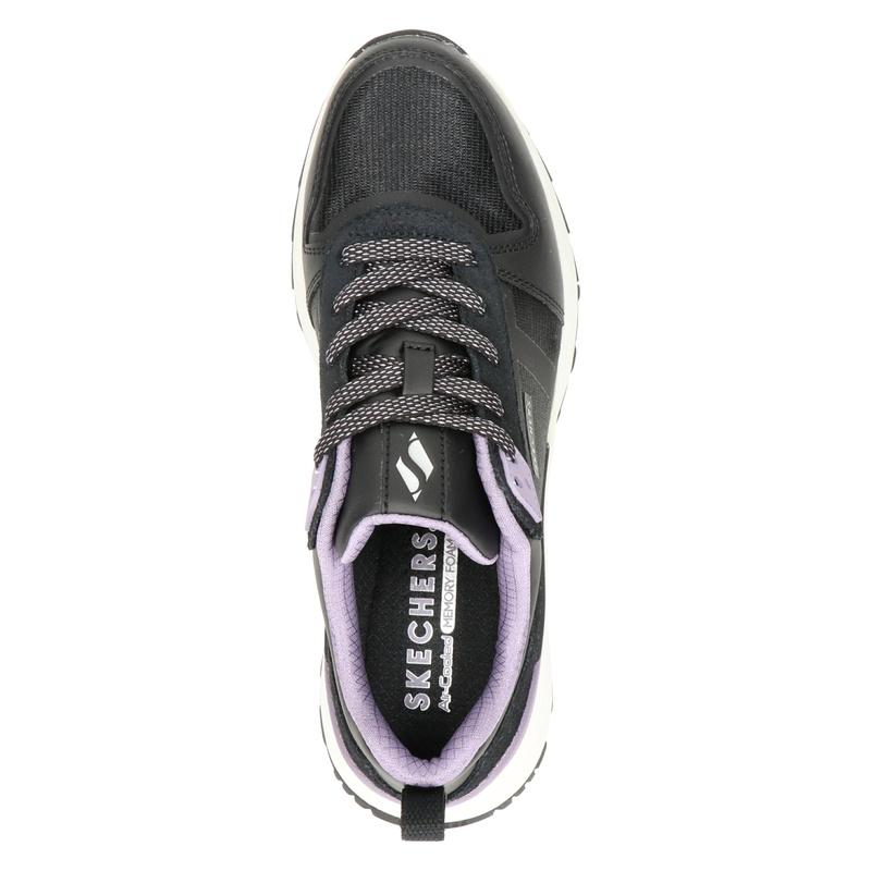 Skechers Sunny Street - Lage sneakers - Zwart