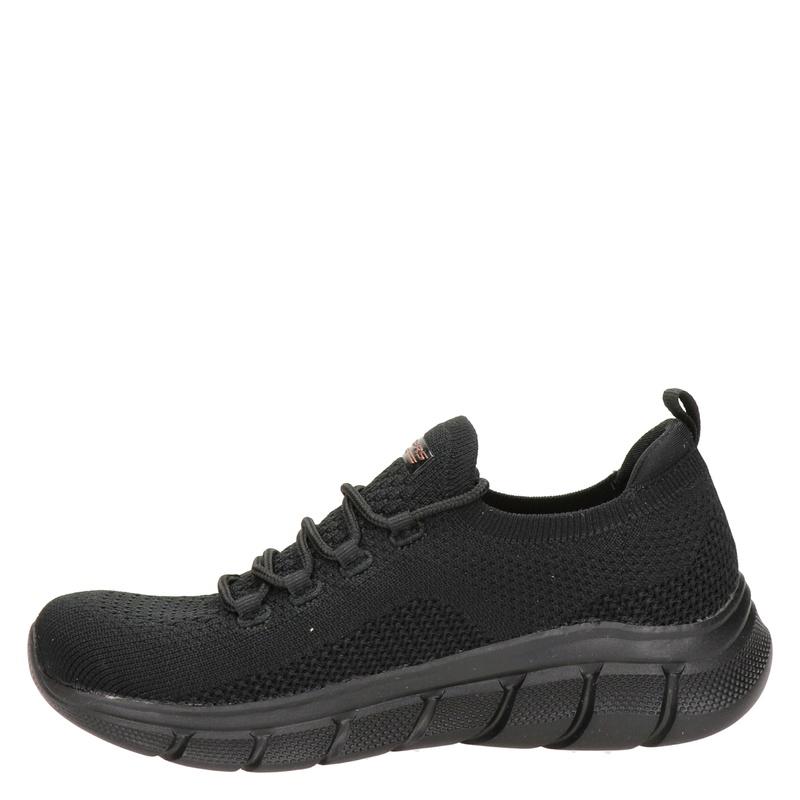 Bobs Sport - Lage sneakers - Zwart