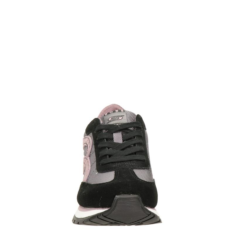 Bobs Flutter-Groove - Lage sneakers - Zwart