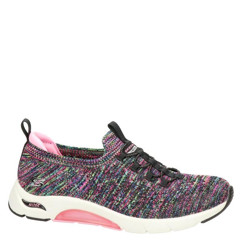 Skechers Archfit - Lage sneakers - Zwart