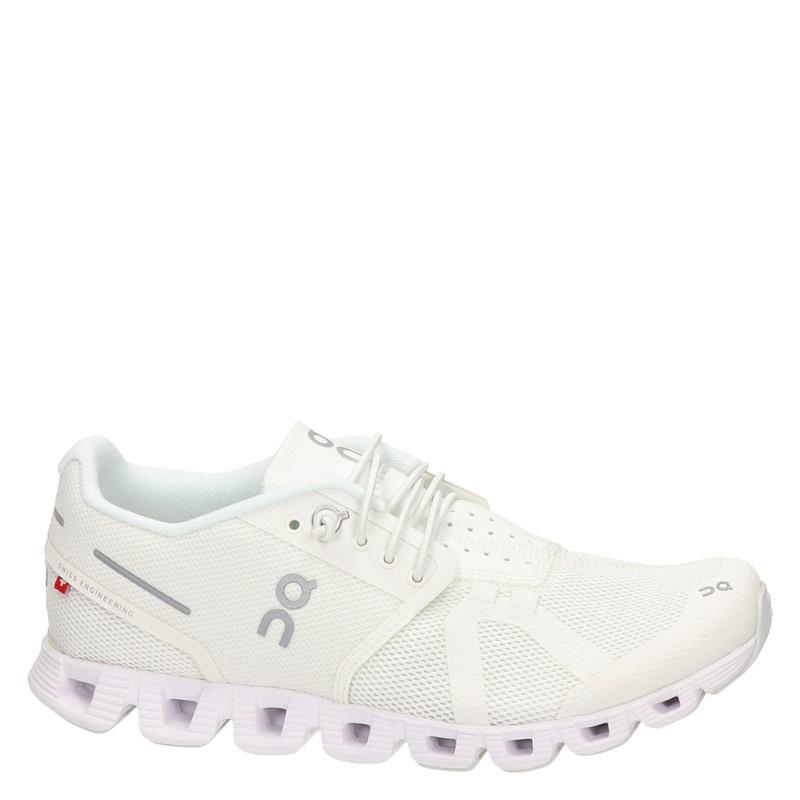 On Running Cloud - Lage sneakers - Wit