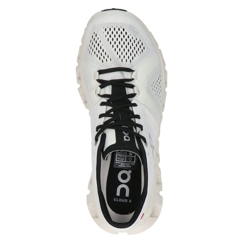 On Running Cloud X - Lage sneakers - Wit