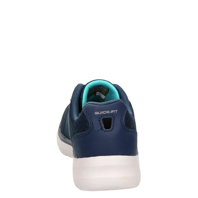 Skechers Go Walk - Lage sneakers - Blauw