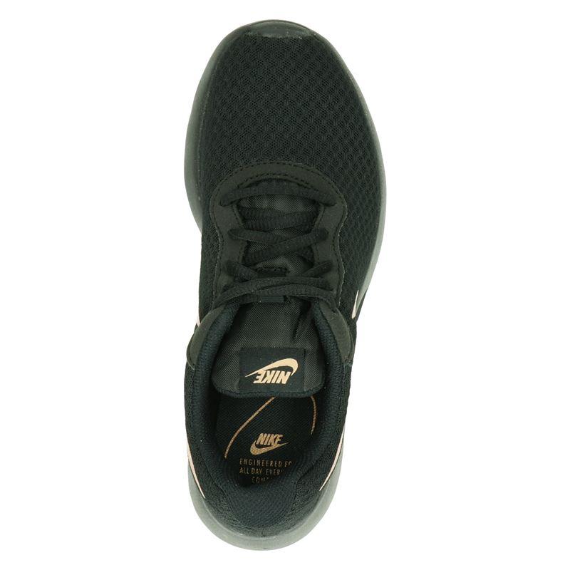 Nike Tanjun - Lage sneakers - Zwart