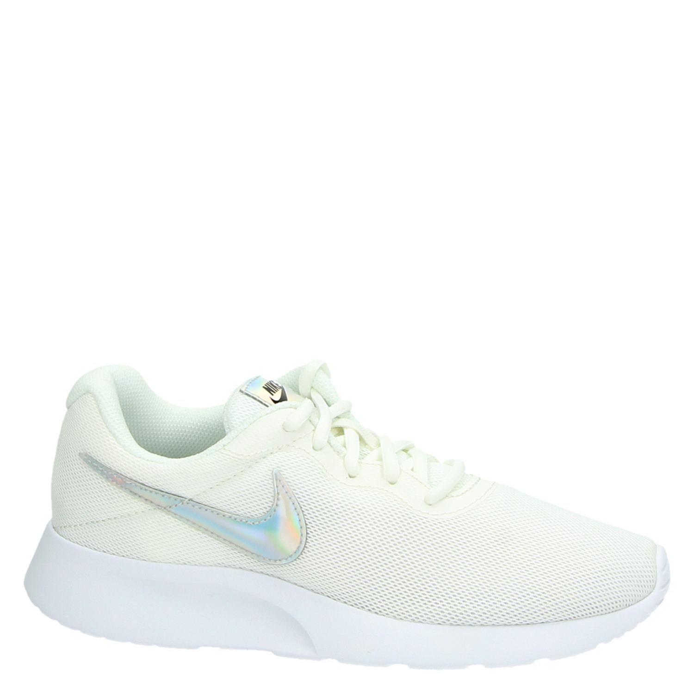Nike Tanjun damessneaker beige