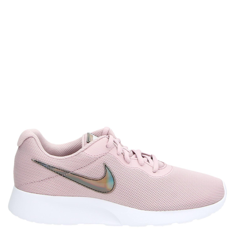 Nike Tanjun damessneaker roze