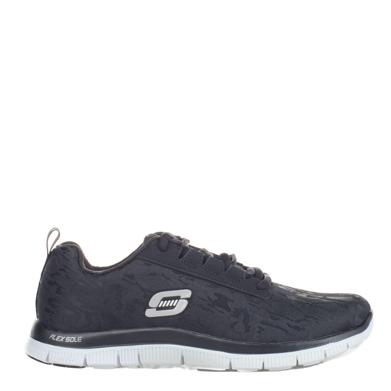 Chaussures Noires Pour Les Femmes Entrée Skechers IRgCEk