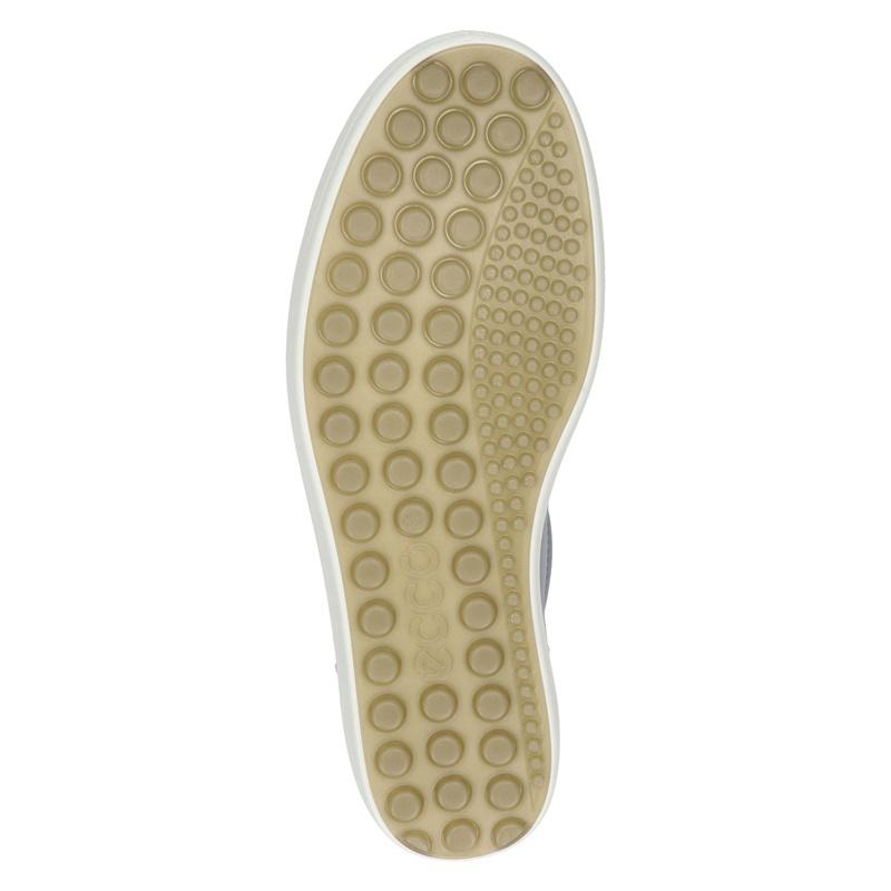 Ecco Soft 7 - Lage sneakers - Grijs