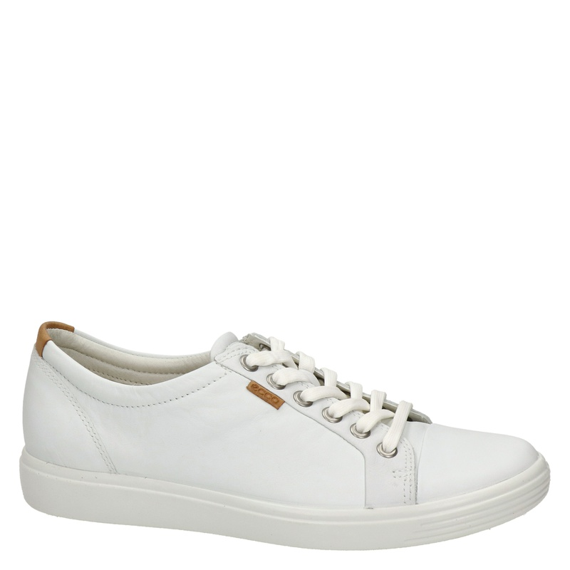 Ecco Soft 7 - Lage sneakers - Wit