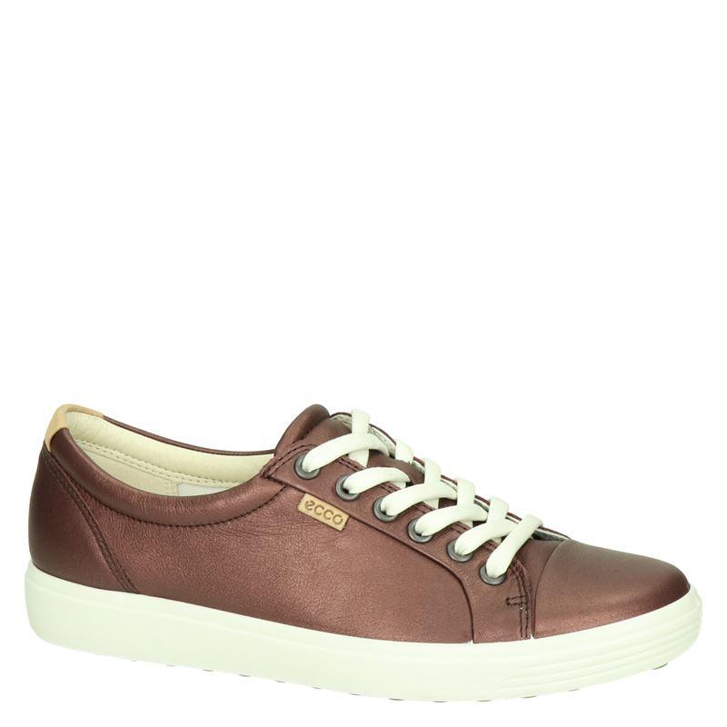 Ecco Soft 7 - Lage sneakers - Paars