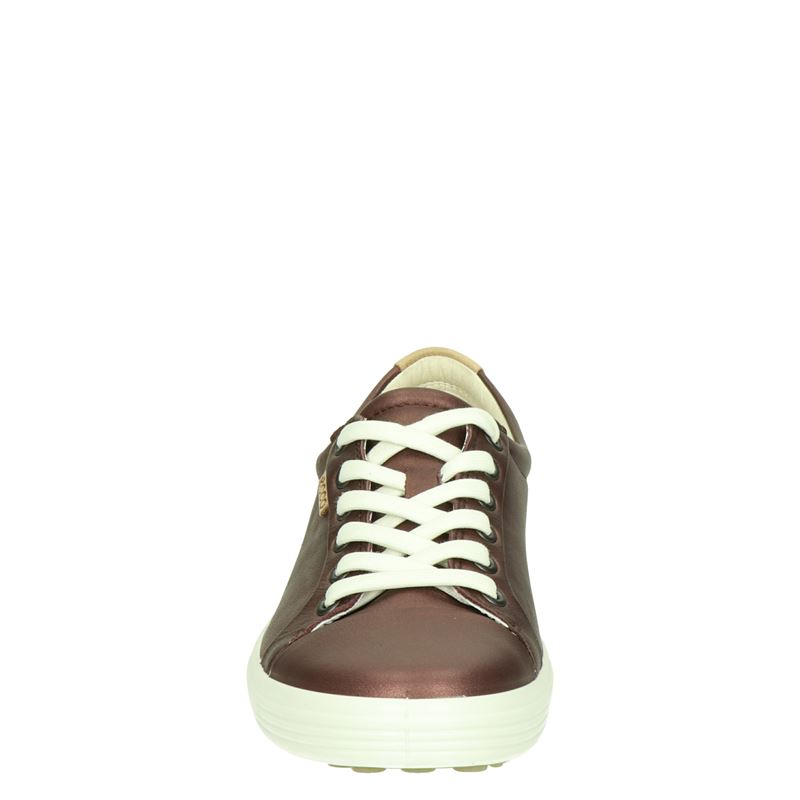 Ecco Soft 7 - Lage sneakers - Paars