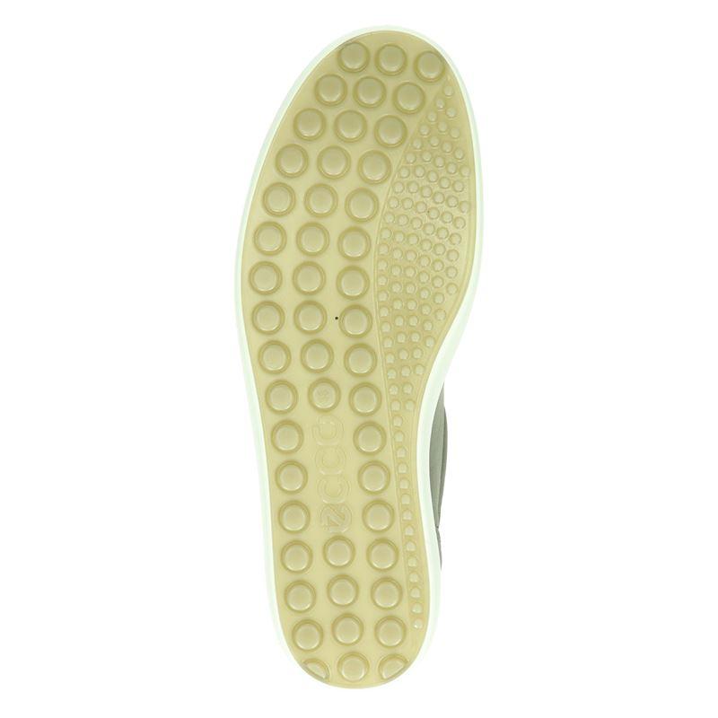 Ecco Soft 7 - Lage sneakers - Goud