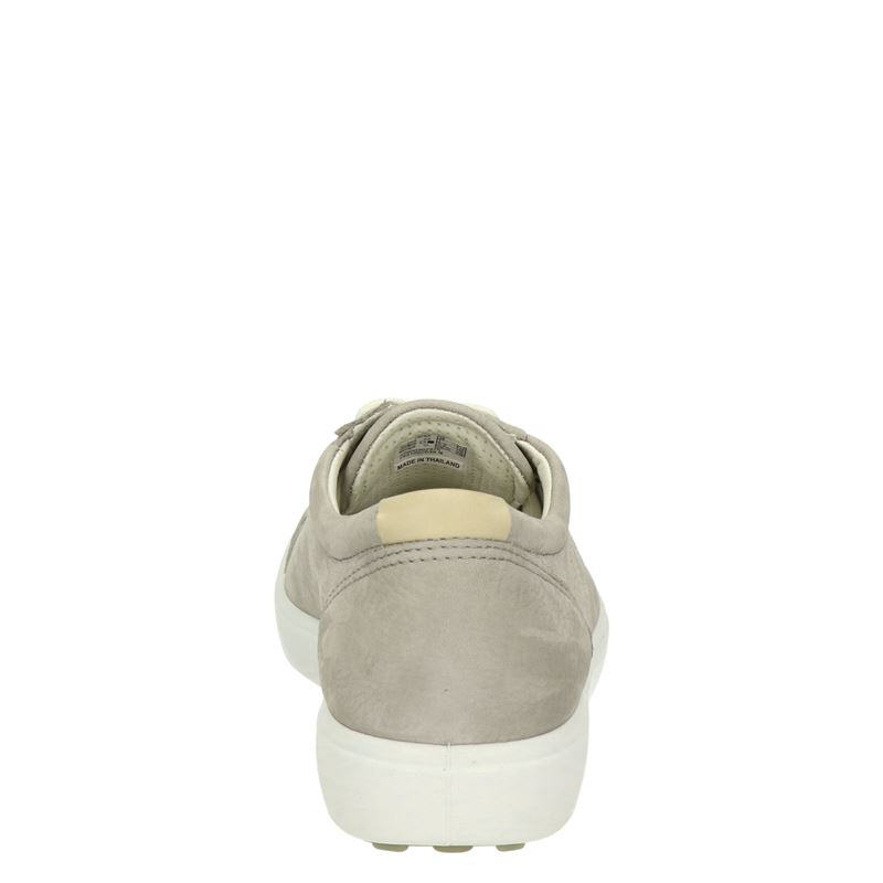 Ecco Soft 7 - Lage sneakers - Taupe