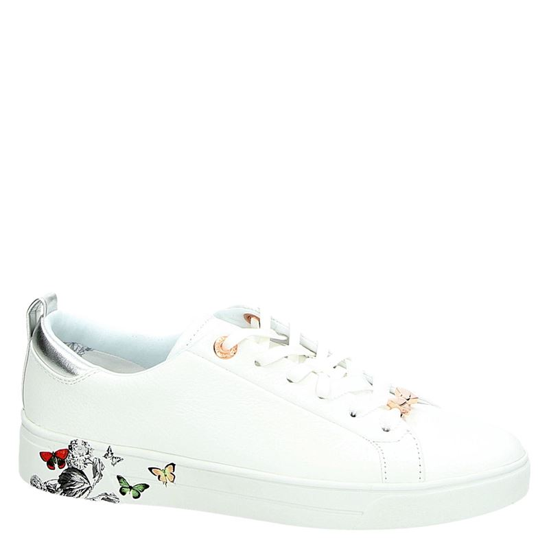 Ted Baker Mispir white/narnia - Lage sneakers - Wit