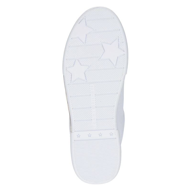 Tommy Hilfiger Sport - Lage sneakers - Wit