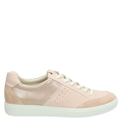 Ecco Soft 7 - Lage sneakers - Roze