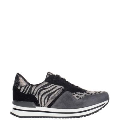 Poelman  dames sneakers grijs