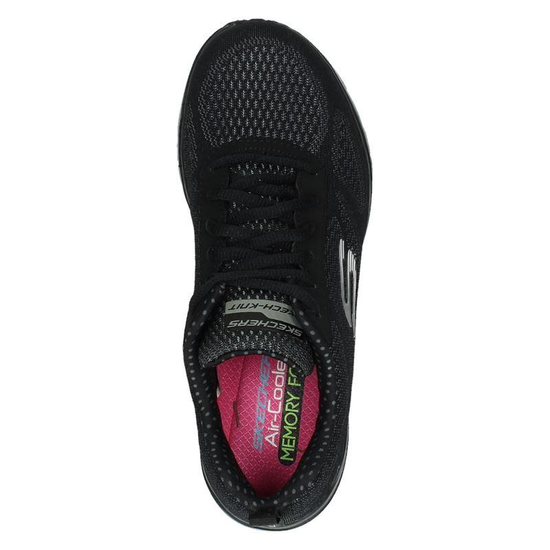 Skechers Skech-Air Infinity - Lage sneakers - Zwart