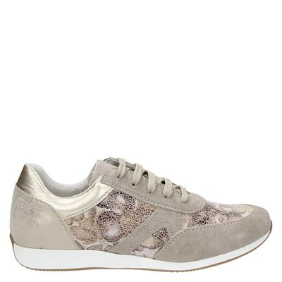 Tamaris dames sneakers cognac