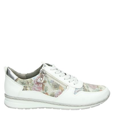 Jenny dames sneakers wit