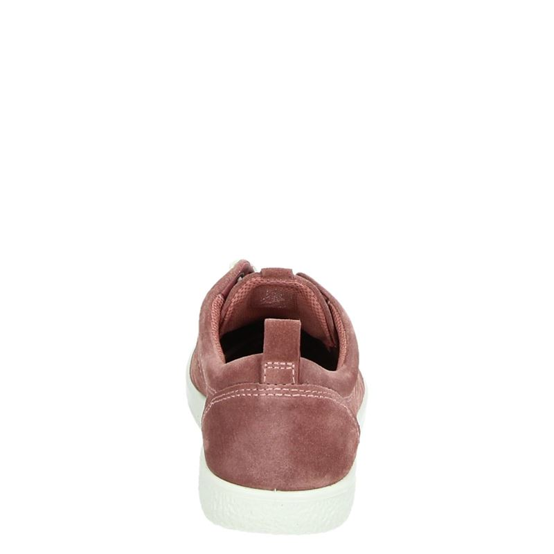 Ecco Soft 1 - Lage sneakers - Roze